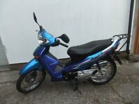 Honda ANF125 2011 one private owner not ex delivery bike!