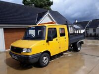 FOR SALE - LDV 400 Convoy Tipper. 12months MOT, in good condition. Well serviced and maintained.