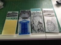 I am selling a total of 56 embossing folders as a job lot.