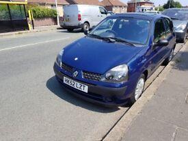 Renault Clio 1.4 Petrol 2003