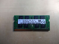 8GB DDR4 SODIMM (LAPTOP)