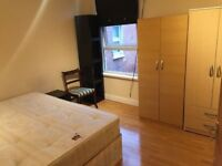 @@ Nice Double room available now in Cricklewood@@ 130 single use or 160 couple
