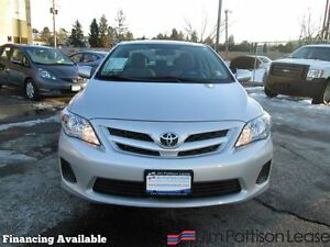 2013 Toyota Corolla CE w/bluetooth, heated seats
