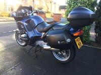 BMW R1150RT 27,000 miles FSH touer like gs rs tr r1150 1150rt 1150r 1150