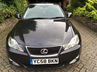 Lexus IS 220D 2.2L TD 175BHP Manual 2008