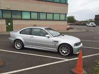 2002 BMW M3 / MANUAL / FSH