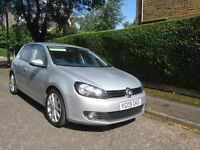 2009 Volkswagen Golf 2.0 GT TDI 6 Speed Manual-5 Door Hatchback-FSH ***FINANCE AVAILABLE***