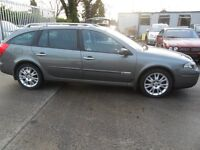 renault laguna parts from a 2006 1.9 dci estate car