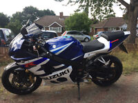 Suzuki GSXR 1000 K3 in great condition