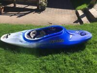 Pyranha recoil kayak - small