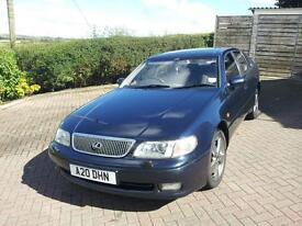 LEXUS GS300 NAVY BLUE AUTOMATIC - WITH 11 MONTHS MOT, BRAND NEW SNOW TYRES AND ALLOYS