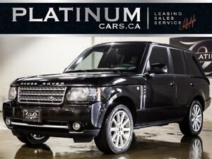 2012 Land Rover Range Rover SUPERCHARGED, NAVI,
