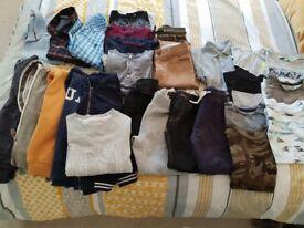 Boys clothing bundle age 5-6. 28 items!