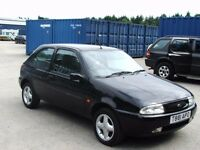 FORD FIESTA ZETEC (SOLD) 1242cc Mot JULY 2017 Outstanding Condition Throughout
