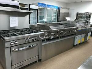 RESTAURANT, COMMERCIAL KITCHEN EQUIPMENT, BRAND NEW WITH WARRANTY, NOT USED, BARS, HOTELS, GROCERY, COOLERS, FREEZERS