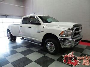 2014 Ram 3500 CREW 4X4 SLT DUALLY, EASY FINANCING