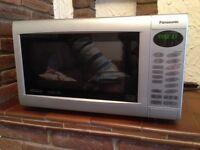 Panasonic Inverter Slimline Combi Oven NN-CT569M