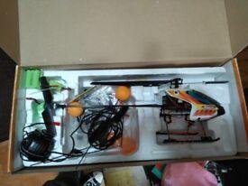 Twister v2 model helecopter