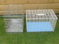 PET CAGES X2 £6 TO £10