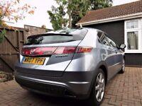 Honda Civic 2.2 i-CTDi EX Hatchback 5dr