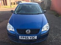 VW POLO,3DOOR,2005, Full Service History, Low insurance