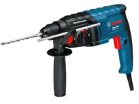 Bosch Professional GBH 2-20 D Corded 240V Rotary Hammer Drill with SDS Plus + Case