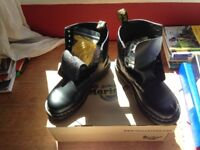 Doc Martens size 3 - Brand new