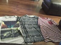 Cheap Size Large T shirts Men's