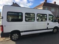 Renault master 2.2 TD 75k perfect for camper or day van