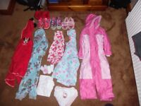 Large Bundle of Girls Clothes Age 5-6 Yrs includes Next, Lupilu, No Fear, M&S and Joules