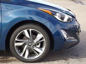 2016 Hyundai Elantra GLS | UPGRADED LEATHER | ONLY 8000KM! | ONE Stratford Kitchener Area image 9