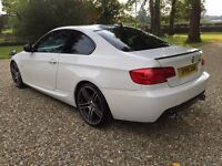 2013 BMW 320D M SPORT COUPE ** FULL 335D REP ** SWAP ** PART EX **