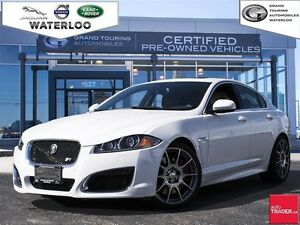 2012 Jaguar XFR 510 HP