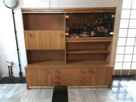 Vintage / Retro Sideboard / Bar / Display Cabinet