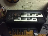 Technics electric organ - New price need gone by Sunday