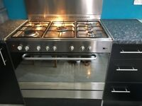 Elba Range Cooker. Professionally cleaned recently. Open to offers.