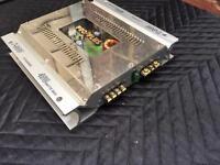 PRO-PLUS V-600 two channels car amplifier amp