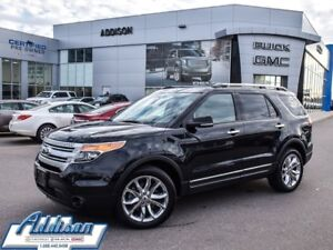 2014 Ford Explorer XLT Navigation, leather dual sunroof