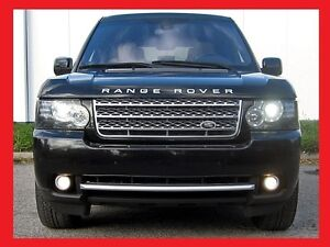 2012 Land Rover Range Rover Sport Supercharged+Loaded+Full size