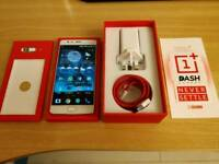 Oneplus 3T, 64GB drive, 6GB RAM, Android 8.0, mint condition (as new)