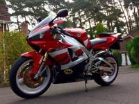 Yamaha R1 YZF 4XV 2000 1000 GSXR CBR