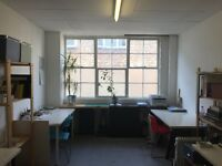 Unit 1, Warwick Works, Downs Road, Hackney E5 8QJ: Studios 3 & 11 coming available in early June '17