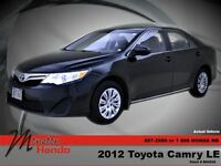 2012 Toyota Camry LE (A6)