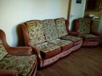 3seat sofa and 2chair