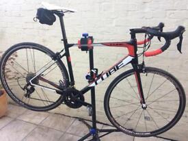 Cube Attain GTC carbon road bike + Campagnolo Zondas