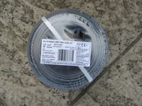 Roll of 1.0 m2 Twin and Earth Cable