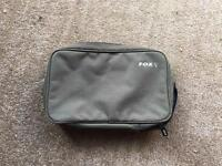 Fox buzzer bar bag carp fishing