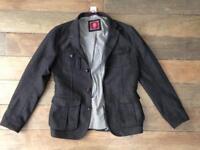 Brown warm jacket £50