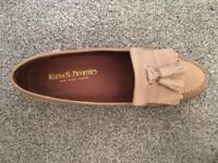 Russell and Bromley Chester tassel loafers