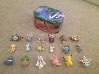 18 pokemon figures